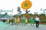 Khai mạc Lễ hội 'Kỳ quan muôn sắc hoa' lớn nhất miền Bắc tại Hạ Long