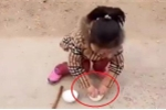 Clip: Bé gái làm ảo thuật 'thần sầu' khiến dân mạng xem không chớp mắt