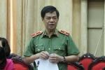 Giám đốc Công an TP Hà Nội: Áo chống nóng lại mua cỡ người nước ngoài