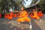 Thiếu Lâm tự Trung Quốc tổ chức cuộc thi võ chưa từng có