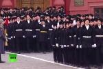 Video: Mátxcơva tái diễn cuộc diễu binh huyền thoại 76 năm trước ở Quảng trường Đỏ