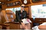 Hoa hậu Thế giới 2013 Megan Young đẹp rạng ngời tại sân bay Việt Nam