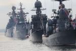 Video: Lễ diễu binh nhân Ngày Hải quân Liên bang Nga