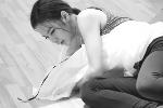Angela Phương Trinh gục ngã trên sàn tập nhạc kịch