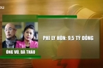 Ra tòa ly hôn, vợ chồng Đặng Lê Nguyên Vũ phải đóng bao nhiêu tiền án phí?