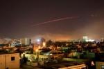 Syria tuyên bố bắn hạ 13 tên lửa Mỹ sau lệnh tấn công của Tổng thống Trump