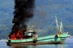 Nổ tàu cá ở Quảng Ngãi, 14 người thương vong