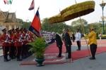 Toan canh chuyen tham Campuchia cua Tong Bi thu, Chu tich nuoc Nguyen Phu Trong hinh anh 3