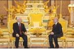 Toan canh chuyen tham Campuchia cua Tong Bi thu, Chu tich nuoc Nguyen Phu Trong hinh anh 4