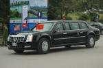 Video: Đoàn xe đưa Tổng thống Trump rời khách sạn đến Metropole gặp ông Kim Jong-un