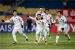Lịch thi đấu U23 Việt Nam giải tứ hùng 2018