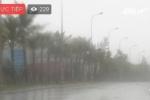 Trực tiếp: Bão số 10 đổ bộ vào miền Trung, cả khu vực quay cuồng trong mưa to gió lớn