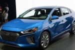 Lộ diện Hyundai Ioniq Hybrid 2017 giá từ 523 triệu đồng