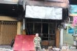 2 vợ chồng và 3 con gái chết thảm trong căn nhà cháy ở Sài Gòn
