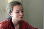 Camera tố cáo nữ học viên trộm tiền của bà chủ tiệm trang điểm