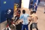 Video: Đội nhà thua tan nát, CĐV Argentina nổi giận hành hung CĐV Croatia
