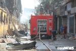 'Ém' thông tin thiệt hại sau hỏa hoạn, Rạng Đông bị nhắc nhở
