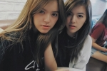 Ngắm nhan sắc của cặp chị em song sinh xinh đẹp gây 'hot' nhất cộng đồng mạng