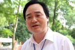 Bộ trưởng Phùng Xuân Nhạ bật mí đề thi THPT quốc gia 2016