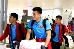 Hình ảnh tuyển Việt Nam về nước, 5 cầu thủ nhận tin bị loại