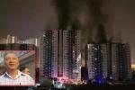 Cháy chung cư Carina ở TP.HCM nhưng dân không nghe thấy báo động: Chủ đầu tư nói gì?