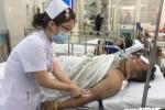 Cháy chung cư Carina: Bác sĩ thông tin tình hình bệnh nhân tại Chợ Rẫy