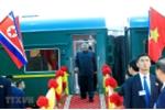 Toàn bộ hình ảnh ông Kim Jong-un vượt hơn 4.500km đến Việt Nam