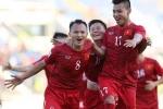 Bảng xếp hạng FIFA tháng 11: Việt Nam, Thái Lan chia nhau hạng nhì Đông Nam Á