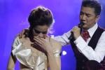 Clip: Hồ Ngọc Hà rơi nước mắt không ngừng trên sân khấu
