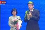 VIDEO trực tiếp: Lễ trao giải thưởng Tiếng nói Việt Nam lần 2-2018