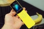Nokia 8110 trái chuối 'tái xuất', giá chưa đến 2 triệu đồng