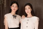 Hoa hậu Đỗ Mỹ Linh, Á hậu Thanh Tú diện váy ren quyến rũ hút ánh nhìn