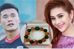 Lâm Khánh Chi tặng quà 4000 USD cho thủ môn Tiến Dũng của U23 Việt Nam