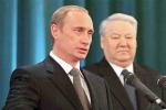 Video: Tổng thống Putin trong lễ nhậm chức đầu tiên 18 năm trước