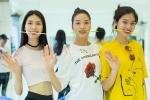 Giám khảo Nam Trung bắt Top 3 Next Top Model ngậm ống hút tập cười