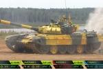 Về đích với thành tích kỷ lục, đội tuyển xe tăng Việt Nam đứng đầu bảng vòng loại Tank Biathlon 2019