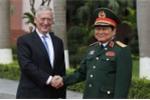 Bộ trưởng Quốc phòng Mỹ tới Việt Nam
