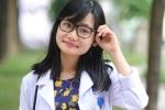 Nữ thủ khoa xinh đẹp Đại học Y HN: Học giỏi nhờ 'thử yêu' và 'ám thị'