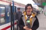 Video: Trải nghiệm tàu hỏa 5 sao với suất ăn hàng không