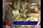 Bắt quả tang 200 bao măng tre ngâm hóa chất ở Lào Cai