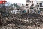 Trực tiếp: Hiện trường vụ nổ kho phế liệu khiến 2 người chết ở Bắc Ninh