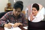 Nghệ sĩ Xuân Hương khởi kiện, Trang Trần đáp 'thích ra tòa lắm'