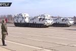 Video: Hàng ngàn quân nhân Nga tập dượt duyệt binh Ngày Chiến thắng