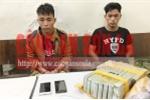Hai anh em ruột bị bắt cùng 18 bánh heroin ở Sơn La