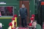 Hé lộ công tác chuẩn bị cho chuyến tàu của ông Kim Jong-un