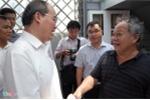 Ông Nguyễn Thiện Nhân thăm các gia đình bị ảnh hưởng bởi dự án Thủ Thiêm