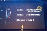 BKAV ra mắt Bphone 2 năm 2017, mẫu điện thoại 'số 1 thế giới' giá gần 10 triệu đồng