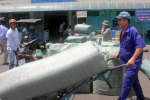 Đường sắt miễn phí vận chuyển hàng cứu trợ miền Trung