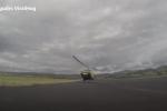Độc đáo với ô tô bay có gắn cánh quạt của trực thăng