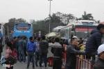 Gần 100 nhà xe từ chối chở khách phản đối phân tuyến